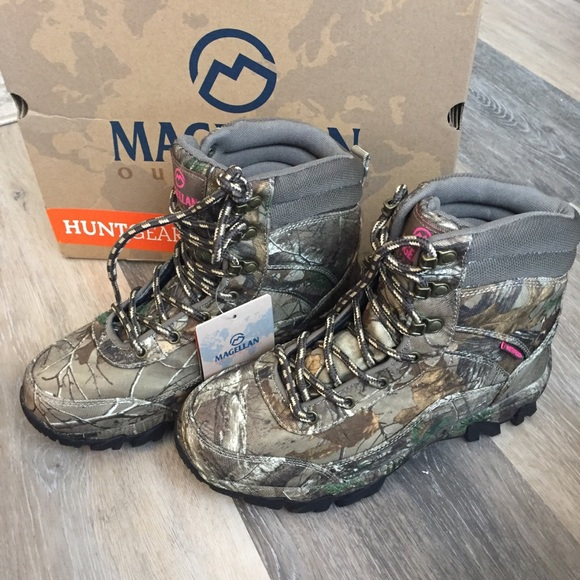 82d661376bb5 NEW Women s Cute Camo Hunting Boots